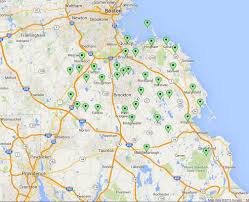 Map Of Massachusetts Counties by Our Service Area
