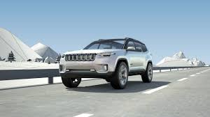 floating jeep jeep yuntu phev suv might be production bound