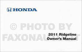 2009 2011 honda ridgeline electrical troubleshooting manual original