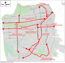 Muni San Francisco Map by What U0027s Happening At Other Transit Agencies The Source