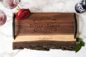 personalized serving tray personalized serving tray custom serving tray wedding gifts