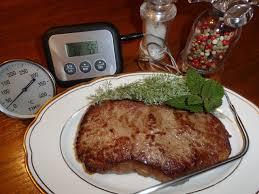 cuisiner une entrecote entrecôtes doubles de bœuf cuisson basse température