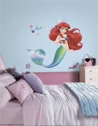 28 ariel wall stickers disney ariel wall decal kids and ariel wall stickers new giant little mermaid wall decals girls disney bedroom