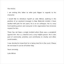 28 reference letter template free sample example format character