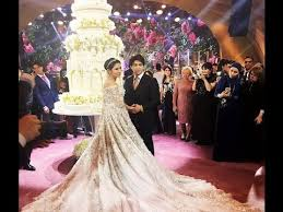 most expensive wedding gown most expensive wedding of the world