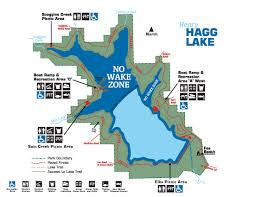 Portland Trails Map by Henry Hagg Lake Lots Of Trails Boat Rentals And Swimming Areas