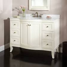 white 48 inch bathroom vanity with top u2014 home ideas collection