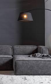 Modern Modular Sectional Sofa by Gray Modern Modular Sofa Quadra Modern Furniture Gray Living