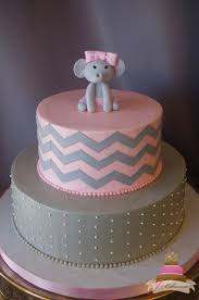 Baby Shower Cake And Cupcakes Elephant Baby Shower Cake 1mb Cake Cupcakes And Cookies Creative
