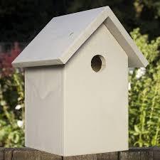 handmade wooden bird box by wudwerx notonthehighstreet