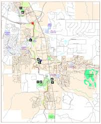 Littleton Colorado Map by Town Of Parker Trail System Douglas County Government