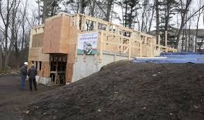 Affordable Home Construction Andover Community Trust Begins Construction On 7th Affordable Home