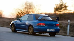 subaru 22b wallpaper a holy grail subaru impreza 22b sti is up for sale