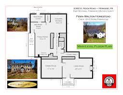 penn walton homestead bucks county for sale 2360 e rock road