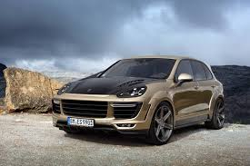 2017 porsche cayenne gts blue porsche cayenne turbo gets topcar vantage treatment in gold