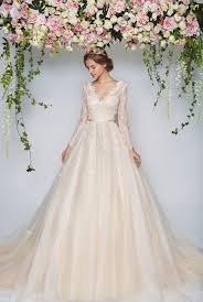 rental wedding dresses blooming pretty in floral floral wedding dresses things