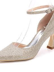 wedding shoes thick heel chunky heel wedding shoes lightinthebox