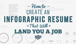 Resume Reason For Leaving A Job by How To Create An Infographic Resume That Will Land You A Job