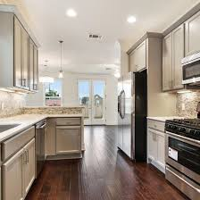 small kitchen grey cabinets big design ideas for small kitchen remodels prosource