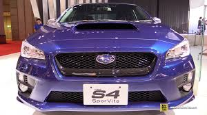purple subaru impreza 2016 subaru impreza wrx s4 sporvita exterior and interior
