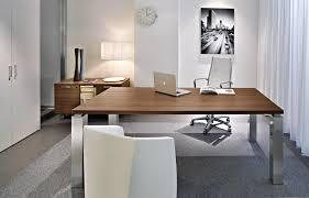 bureau carré bureau de direction luxe pieds carrés tao