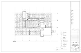 100 floor plan of an office lighting plan important upward