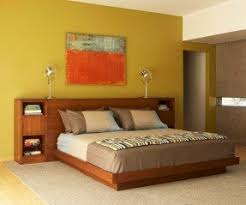 How To Make A Platform Bed With Headboard by Zen Platform Beds Foter