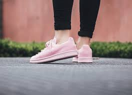stan smith light pink another vibrant adidas originals stan smith primeknit for summer