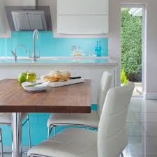 kitchen glass splashback ideas kitchen splashbacks kitchen design ideas ideal home