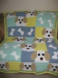 puppy dog blanket crochet magazine crochet and magazines