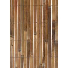 split bamboo fence garden fence panels landscaping the home