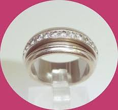 piaget ring authentic piaget possession diamond wedding band ring in 18k white