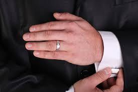 Wedding Rings Men by Diamond Ring Diamond Set Wedding Ring For Men In 18ct White Gold