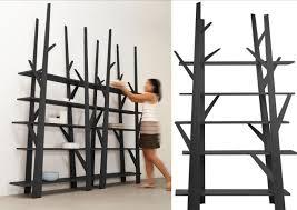 Tree Branch Bookshelf Diy Tree Inspired Furniture 20 Stunning Designs