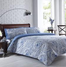 blue paisley duvet cover king home design ideas