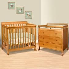 Davinci Emily Mini Crib Bedding Davinci Kalani 4 In 1 Convertible Crib Nursery Set With Toddler
