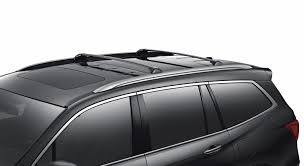 nissan pathfinder luggage rack 16 17 honda pilot suv black top roof rack cross bar luggage carrier