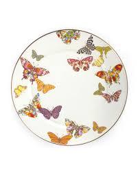 butterfly platter mackenzie childs white butterfly garden dinnerware