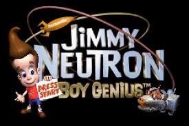 jimmy neutron boy genius eurasia rom u003c gba roms emuparadise