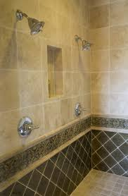 Bath Shower Remodel 16 Bathtub Shower Remodel Travertine Tub To Shower Conversion