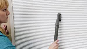How To Clean Fabric Roller Blinds How To Clean Cellular Shades Without Ruining Them The