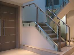 Glass Banister Uk Heaton Glaziers Glass Balustrade Panels Heaton Glaziers