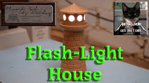 flash light house christmas ornament challenge 2015 youtube