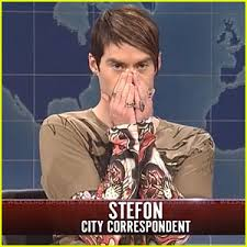 bill hader brings stefon other characters back to snl bill