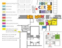 Georgia World Congress Center Floor Plan by Itech Office For Information Technology