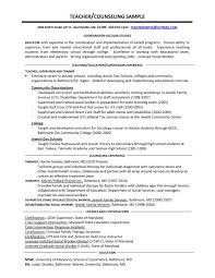 Experienced Teacher Resume Examples by Resume Examples 2012