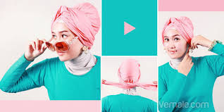 tutorial hijab turban untuk santai tutorial hijab turban gaya retro beauty and style