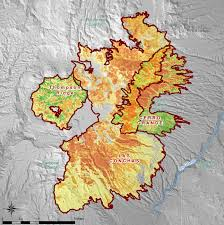 Ruidoso New Mexico Map by How Is Wildfire Affecting New Mexico Nm Rgis