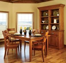 Amish Traditional Dining - Amish dining room table