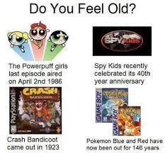 Feeling Old Meme - image 742721 feel old yet know your meme